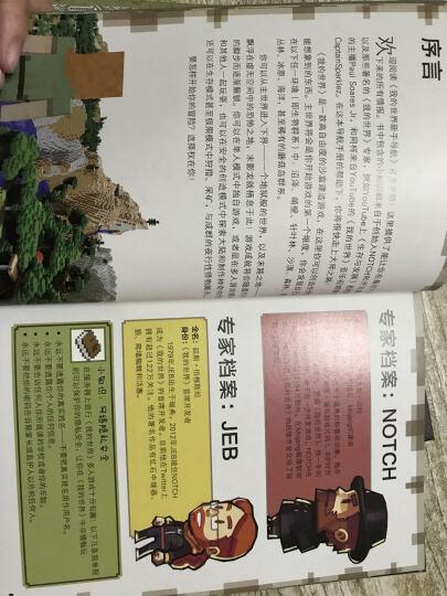 我的世界套装4册 童趣Minecraft6-9-12岁儿童读物益智游戏必备攻略热门 晒单图