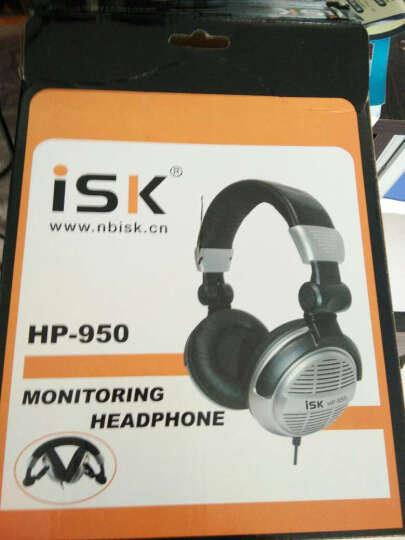 ISK HP-960B头戴式监听耳机 主播 网络K歌专用监听耳机 不带语音功能 晒单图