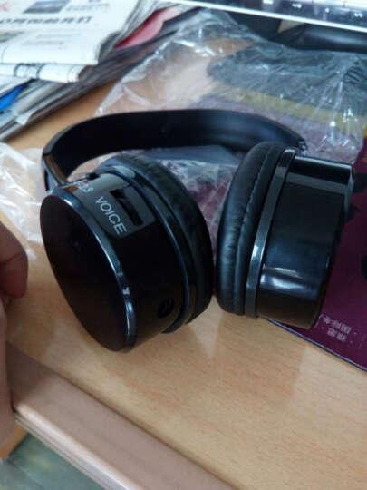 红外线耳机学校大学生四六级考试听力耳机专用红外耳机频点2.3 和 2.8 黑色 晒单图