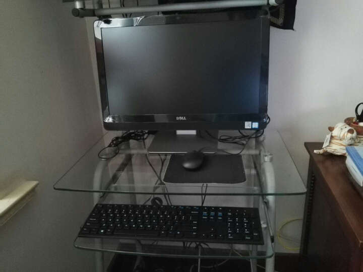 戴尔(DELL)灵越AIO 3264 21.5英寸防眩光一体机台式电脑(i3-7100U 4G 1T FHD DVD 三年上门 有线键鼠 黑) 晒单图