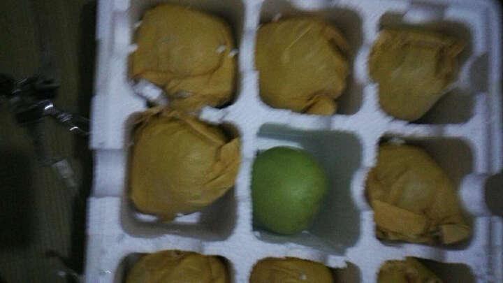 美果汇安徽砀山黄冠酥梨2.5kg约6-9个 梨子 新鲜水果 晒单图
