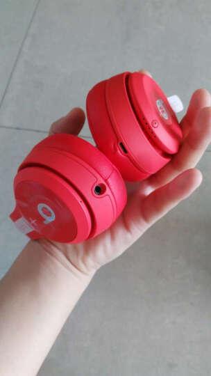 Beats Solo3 Wireless 头戴式无线蓝牙耳机 红色 晒单图