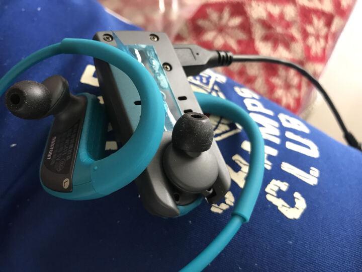 索尼(SONY)NW-WS413 MP3播放器迷你运动跑步游泳耳机运动防水随身听 蓝色 晒单图