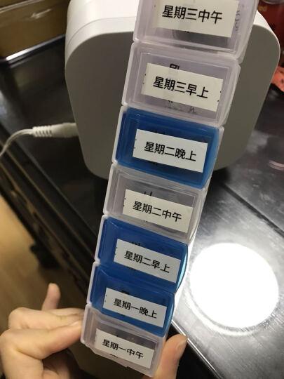 兄弟(brother)PT-P300BT 桌面式 入门型标签打印机 晒单图