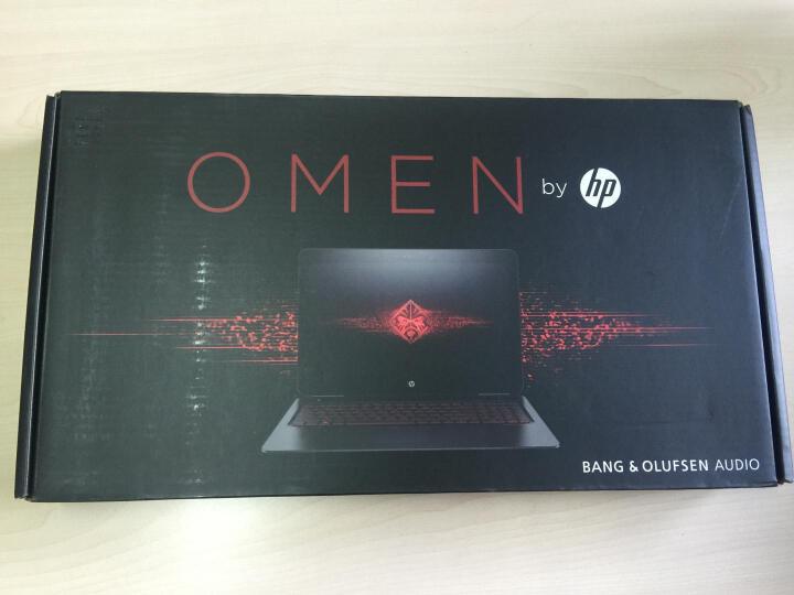 惠普(HP)暗影精灵II代Pro 暗影红 15.6英寸游戏笔记本(i5-7300HQ 8G 128GSSD+1T GTX1050Ti 4G独显 IPS FHD) 晒单图