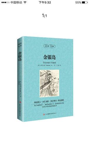 金银岛英汉对照双语英文版+中文版读名著学英语斯蒂文森世界名著小说名著中英对照双语版 晒单图