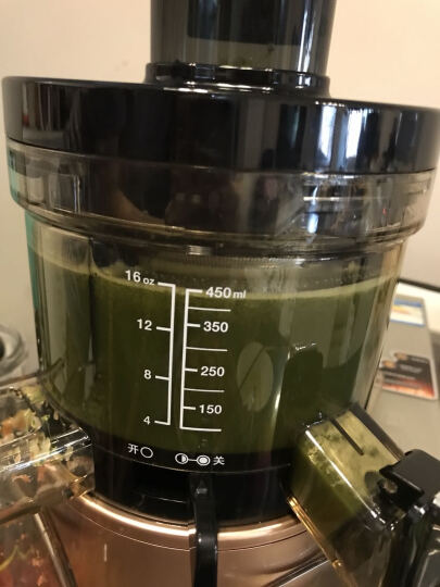 惠人(HUROM)HU26RG3L 原汁机低速榨汁机家用多功能新三代 晒单图