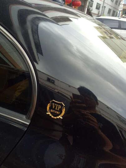 改装立体车标贴 VIP贴标 金属贴 稻穗贴片 车身侧标贴 可定制车款标  适用于 道奇酷威 公羊 酷搏 晒单图