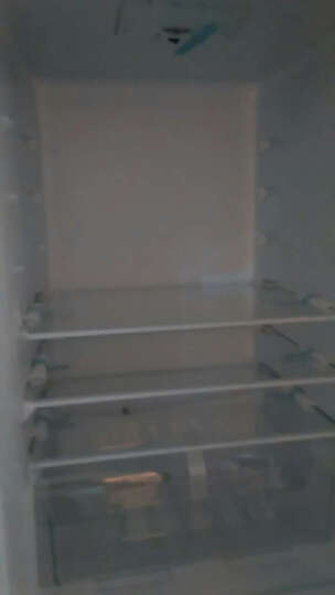康佳(KONKA) BCD-212MTG 212升三门冰箱 节能保鲜 小巧不占地 银色 晒单图