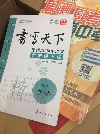 2017年 一本 小学毕业升学考卷大集结:语文 晒单图
