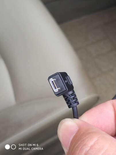 凌度任E行惠普飞利浦行车记录仪360小米家电源线USB供电3.5米数据线导航仪充电连接线 适用于360一代J501C 加粗 3.5米数据线 晒单图