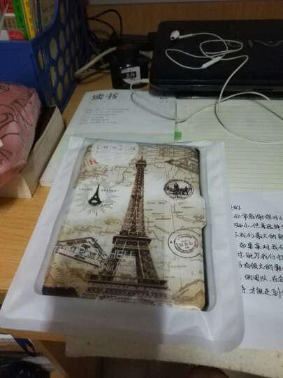 丁奇 亚马逊Kindle保护套499款/558款/958款 电子书休眠皮套 地图铁塔 Kindle 558版 晒单图