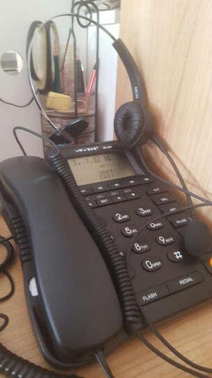 亚尔亚(YEY)VE-320 呼叫中心话务员 专用电话机 耳机电话 晒单图