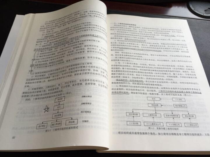 工程项目管理(第四版) 晒单图