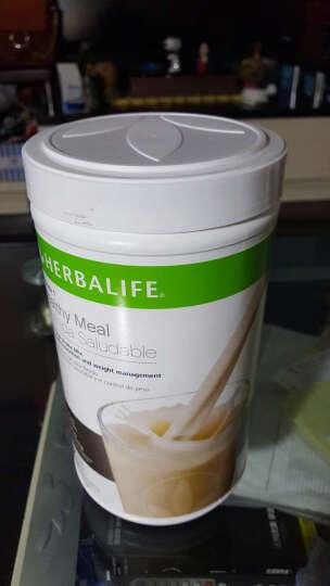 康宝莱(HERBALIFE) 美国产康宝莱奶昔混合蛋白奶昔粉 减肥瘦身代餐粉减重套餐饱腹 草莓味750克 晒单图