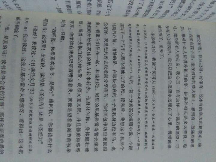 战争与和平(套装上下册) 世界名著典藏 名家全译本 外国文学畅销书 晒单图