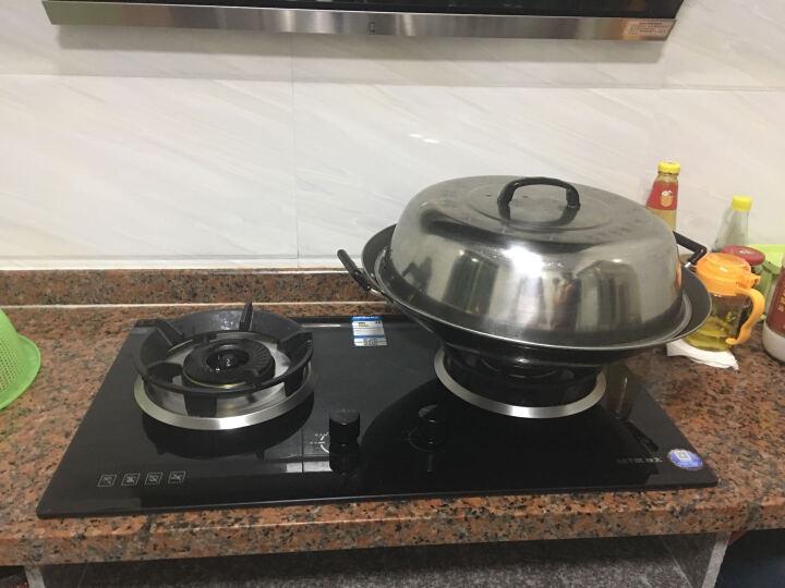 森太(SETIR) F266消毒柜嵌入式家用厨房消毒碗柜 黑色钢化玻璃轻触按键款 F266七键弧形拉手 一体冲压 晒单图