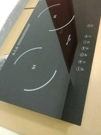 东果(DUVOG)【德国技术】电磁炉嵌入式双灶双头电池炉 多功能 低辐射 爆炒家用商用DG-IC01 晒单图