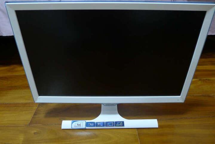 三星(SAMSUNG)S22E360H 21.5英寸PLS广视角LED背光电脑显示器 晒单图