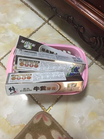 修正植效牛黄牙膏(清火舒爽中药香型) 150克  晒单图