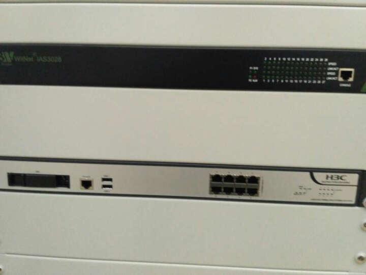 华三(H3C) 万兆三层网管多速率企业级核心交换机 S6520-24S-SI 24口万兆 晒单图