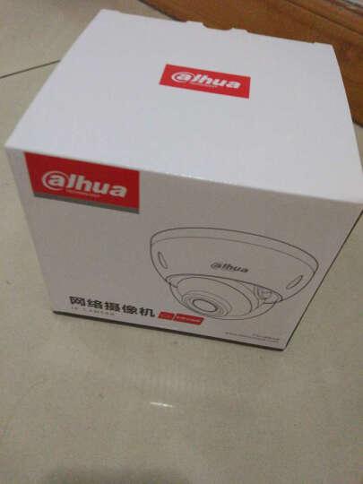 dahua 大华旗舰店400万H265电动变焦防暴网络监控摄像头 晒单图