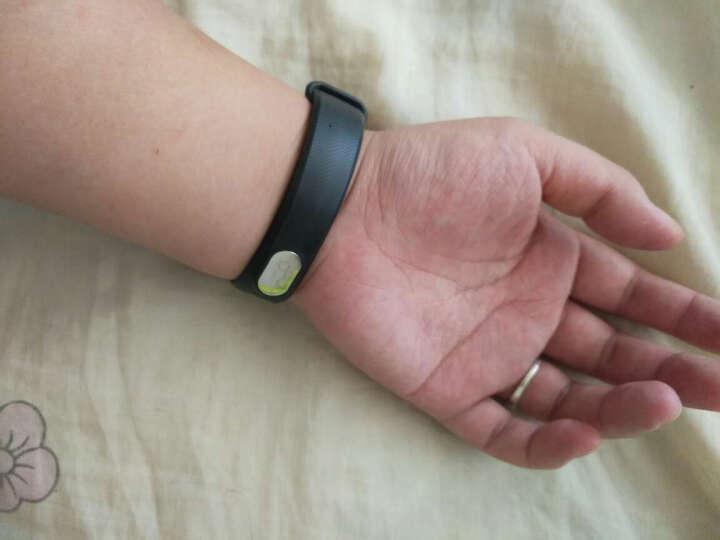 动哈Pom Pro 手环 智能手环 运动手环  心率手环 全屏触摸 震动提醒 运动计步防水 阳光绿 晒单图