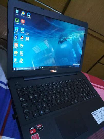华硕(ASUS) 超薄笔记本电脑轻薄便携A555BP9410固态独显手提办公电脑 15.6英寸 黑色 独显2G A9-9410 4G内存+500G硬盘官方标配 晒单图