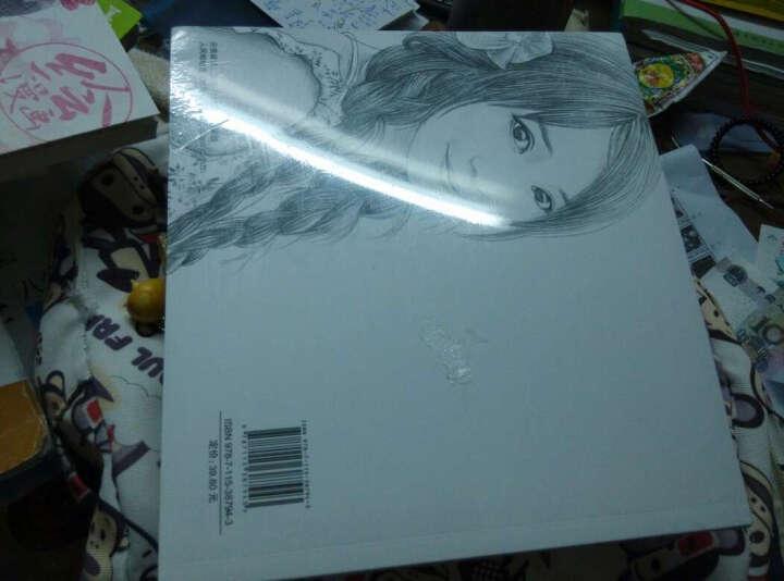 人物素描书 女孩绘 清新美少女素描自学教程 铅笔素描基础教程 铅笔素描初步入门 人像素描 晒单图