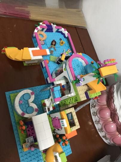 LEGO乐高积木女孩好朋友系列Friends心湖城儿童益智拼装积木玩具 41378潜水艇海豚救援队(6岁+,363粒) 晒单图