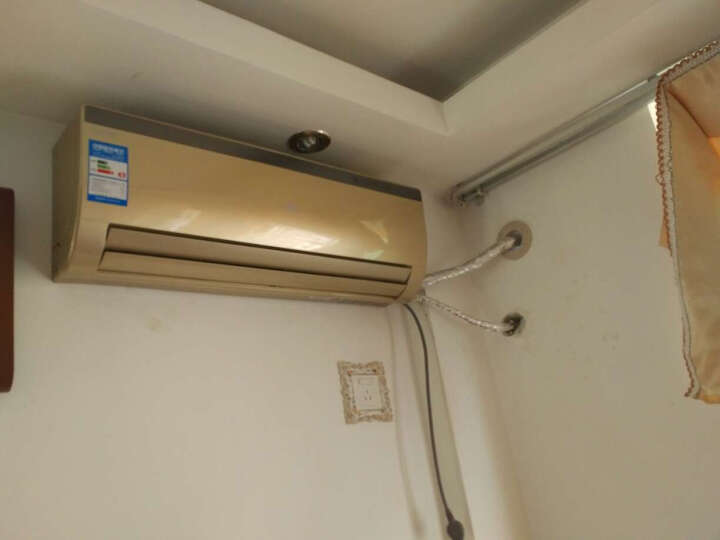 格兰仕(Galanz)大1匹壁挂式 变频 不锈钢外机 爱丽斯系列纯铜管静音空调KFR-26GW/RDVdJ2E-151(3) 晒单图