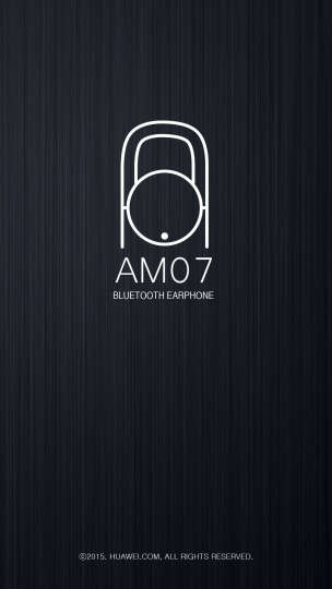 荣耀原装AM07无线运动迷你蓝牙耳机 华为P20/mate10Pro/荣耀10/苹果X/小米6等通用 荣耀小口哨 (金色) 晒单图