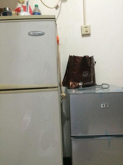 喜力(XIL)BCD-71A 71升 双门小冰箱 冷藏冷冻 家用两门小型冰箱 橙色【京东发货】 晒单图