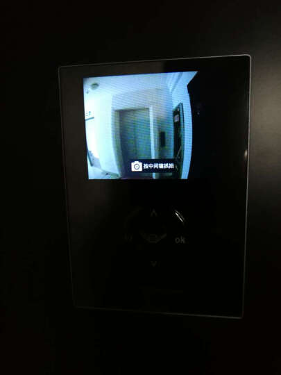 德施曼指纹锁小嘀s8 云智能锁 家用防盗门 app远程开锁 德施曼电池 晒单图