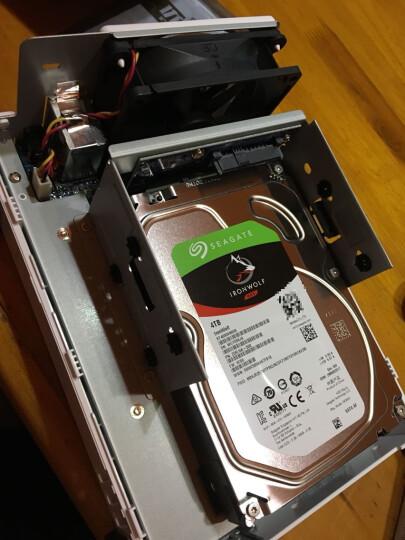 群晖(Synology)DS216j 年中大促 2盘位NAS网络存储服务器(无内置硬盘) 晒单图