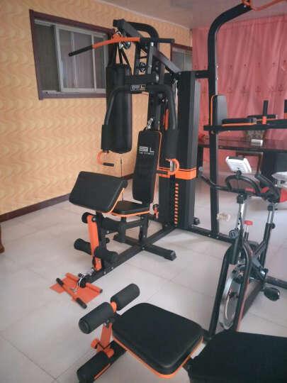 美力德 综合训练器 多功能力量组合运动器材大型健身器材家用三人站 705A(50*75管)包安装 晒单图