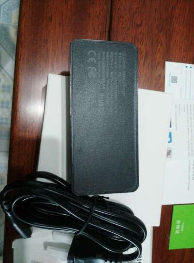 奥睿科(ORICO) QSE-5U QC2.0多口智能USB桌面充电器 充电头2.4A 总输出40W 苹果安卓平板通用 晒单图