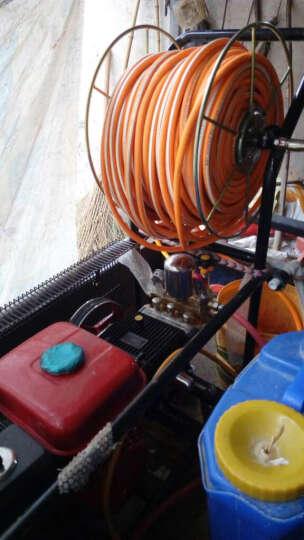 海道 手推式四轮打药机打药车汽油四冲程动力7.5马力高压农用喷雾器喷药器洗车器 22泵+专业包装 晒单图