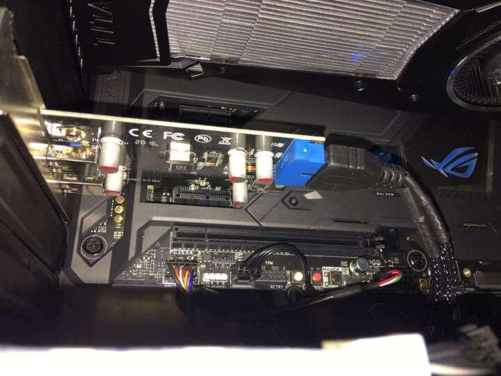 szllwl 台式电脑pci-e转usb3.0扩展卡转接卡软驱位光驱位前置面板 软驱位面板 晒单图
