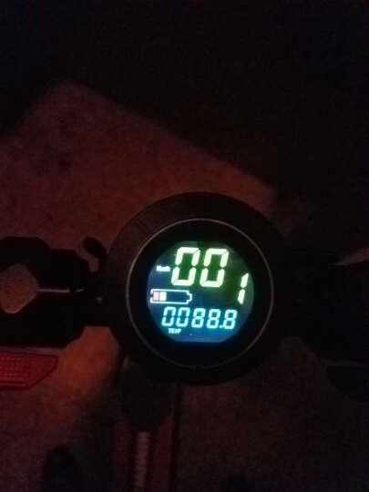 HIMIWAY 电动滑板车 成人折叠电动车自行车碳纤维轻便迷你电瓶车代驾代步车 粉色碳纤维 续航35公里左右 晒单图