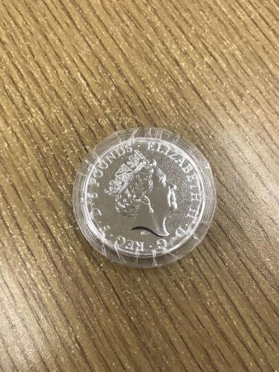 【甲源文化】英国神兽系列银币.2盎司银币 99%纯银全品投资外国银币套装 2017年格里芬狮鹫单枚装 送全套配件A-118 晒单图