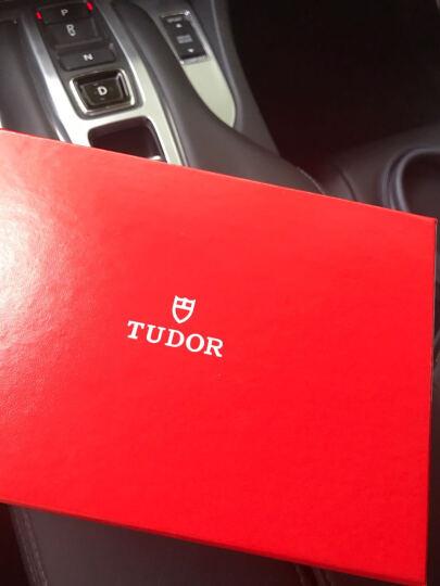 瑞士帝舵TUDOR手表骏珏系列自动机械男表M56003- 0113-10DI 白盘镶钻 晒单图