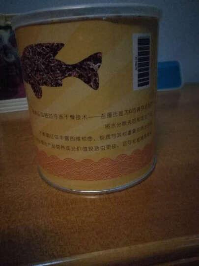 淘歌 TG 鱼食热带观赏鱼饲料鱼粮红赤虫800ML 晒单图