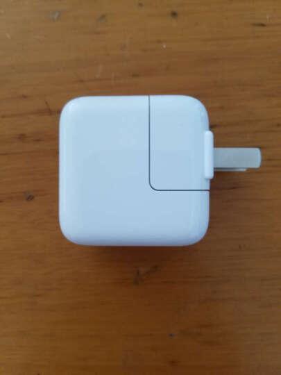 拓恩 苹果12W充电器头 适用iPhone/iPod/iPad4/3/Air2/mini USB 12W电源适配器 ipad系列 晒单图