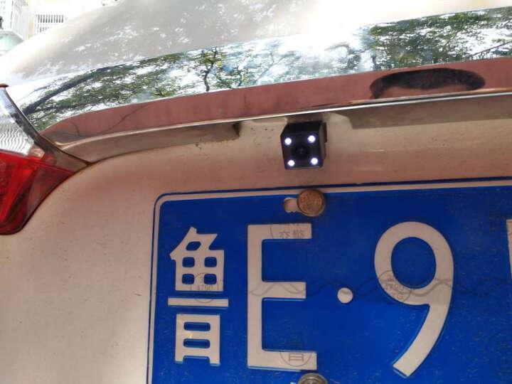 威玛尔 丰田高清CCD夜视倒车摄像头LED倒车影像适用汉兰达凯美瑞花冠卡罗拉RAV4雷凌 09-17年RAV4/荣放 晒单图