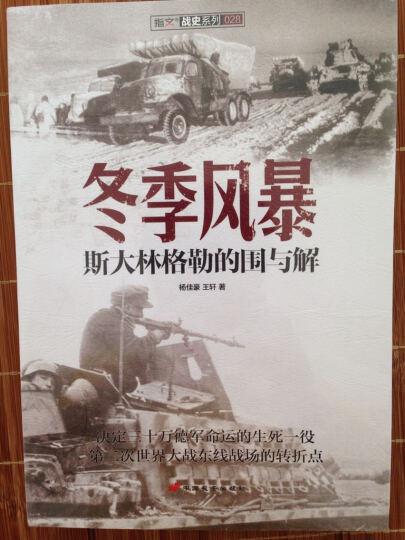 战史系列028·冬季风暴:斯大林格勒的围与解 晒单图