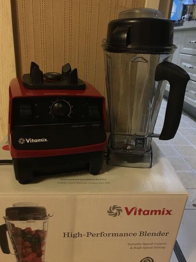 美国维他密斯(Vitamix)破壁料理机加热高速多功能家用搅拌TNC5200(黑) 晒单图