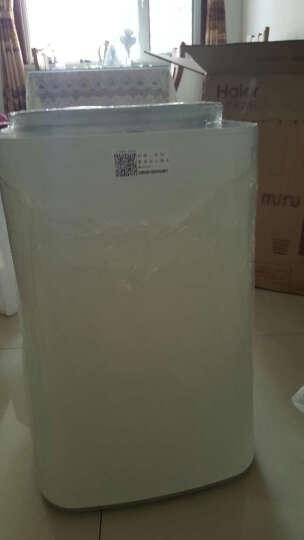 海尔洗衣机 全自动高温烫烫洗3公斤婴幼儿童内衣迷你洗衣机 XQBM30-R818MY 白色 晒单图