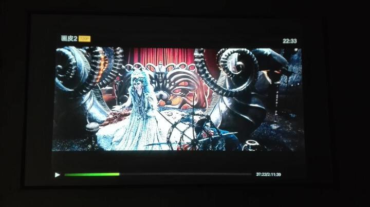 轰天炮  办公家用投影机 LED微型高清投影仪 3D便捷手机迷你KTV 套餐六 33智能wifi上网版 晒单图