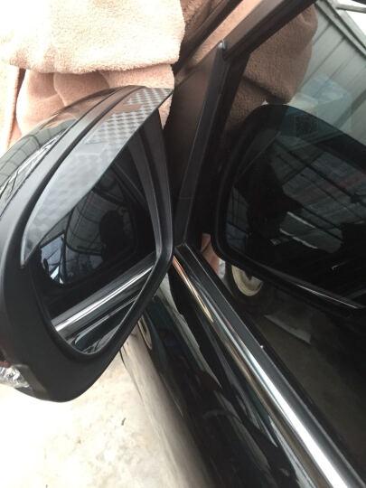 美克杰 汽车后视镜雨眉 倒车镜 遮雨晴雨挡 防雨 专用 后视镜雨眉 现代IX35 IX25 IX45 新胜达 晒单图